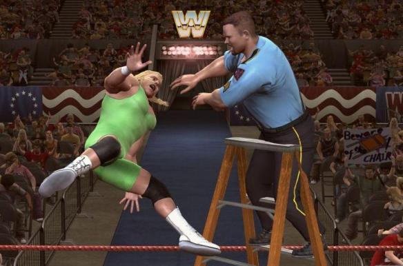 Wwe Legends Of Wrestlemania Review Ps3 Greghorrorshow