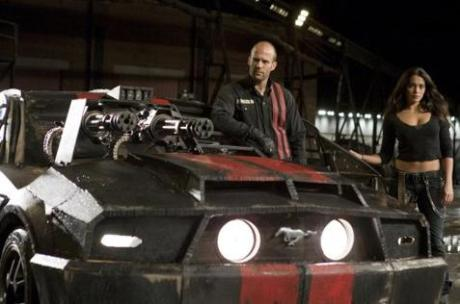 Death Race Car