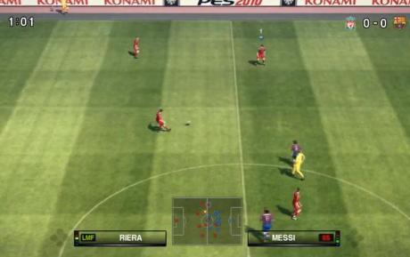 PES 2010 Gameplay 1