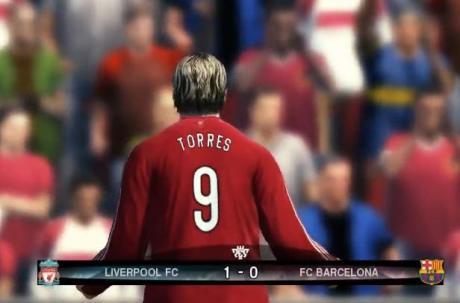 PES 2010 Gameplay 2