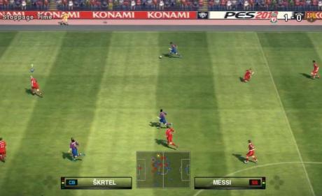PES 2010 Gameplay 3