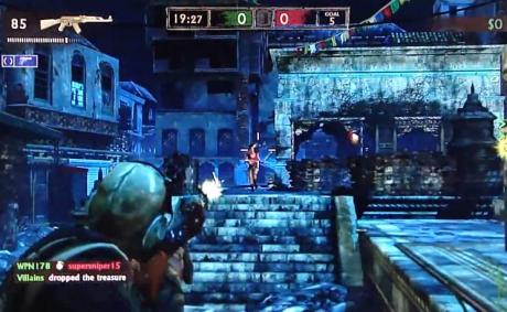 Uncharted 2 Beta