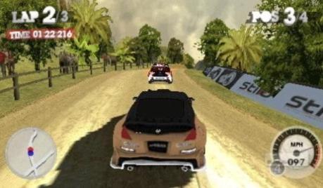 Dirt 2 PSP 1