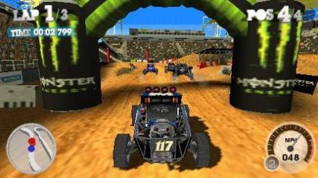 Dirt 2 PSP 2