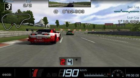 Gran Turismo PSP 1
