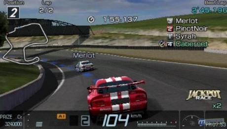 Gran Turismo PSP 2
