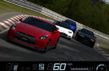 Gran Turismo PSP Main