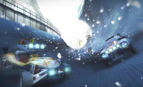 Motorstorm PSP 2
