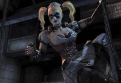 Batman AA 1 - Harley Quinn