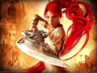 Heavenly Sword Main