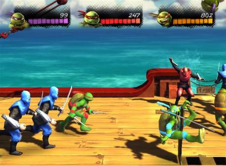 Turtles In Time 1