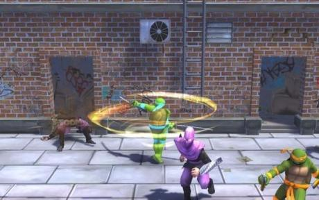 Turtles In Time Main