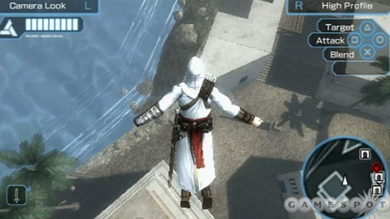 Assassin S Creed Bloodlines Review Psp Greghorrorshow
