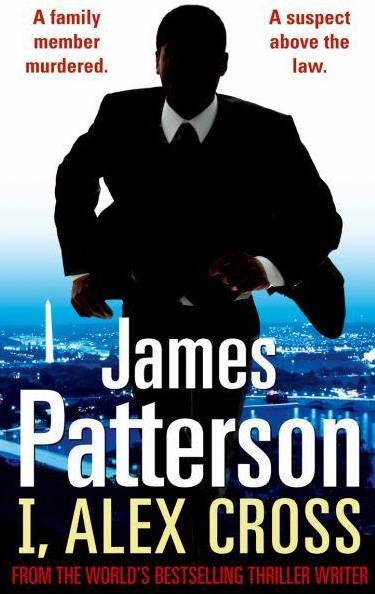 I ALEX Cross by James Patterson (2009, CD, Abridged)