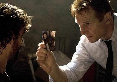 Taken 2008 Review Film Greghorrorshow