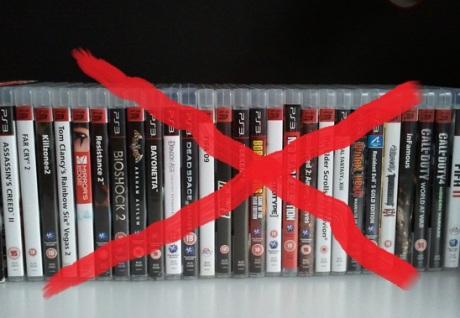PS4 No PS3