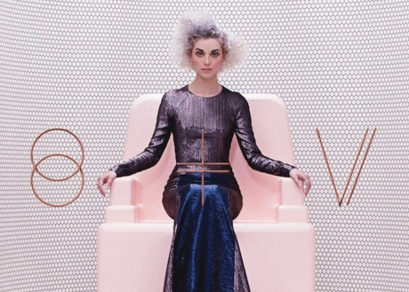 Music 2014 St Vincent