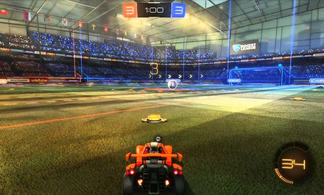 Rocket League 3