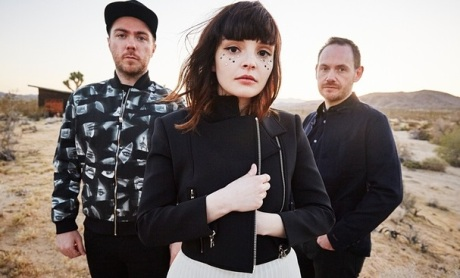 Music 2015 Chvrches