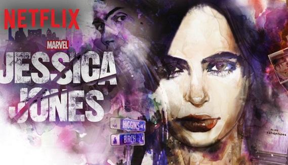 TV 2015 Jessica Jones