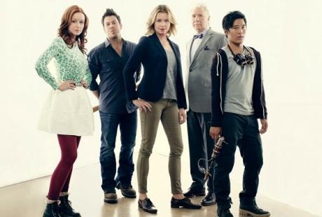 TV 2015 Librarians
