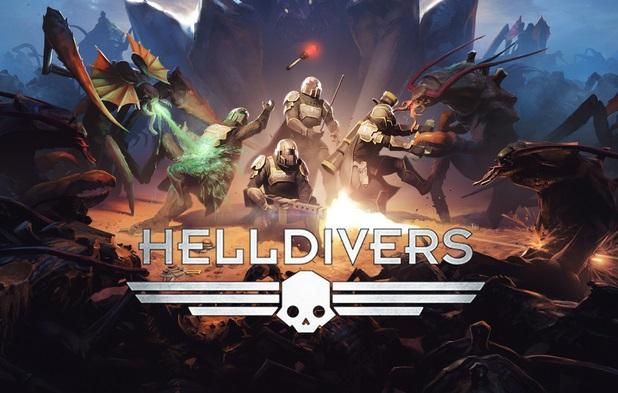 GAMES2015 helldivers