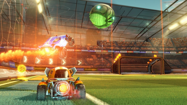 GAMES2015 ROCKET LEAGUE 2