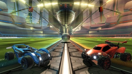 GAMES2015 ROCKET LEAGUE