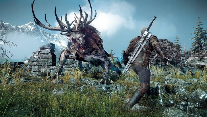 GAMES2015 THE WITCHER 3