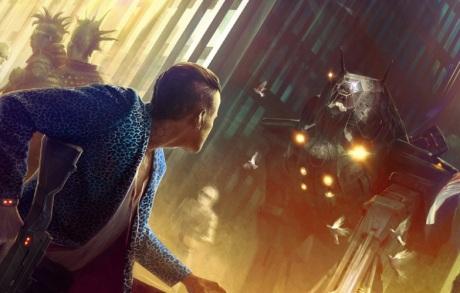 MW E3 2018 Cyberpunk 2077