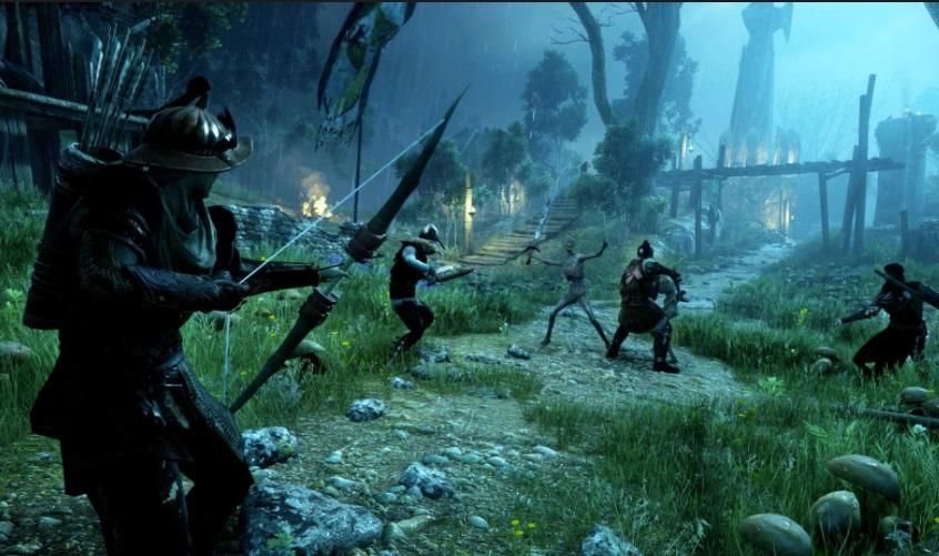 MW E3 2018 Dragon Age