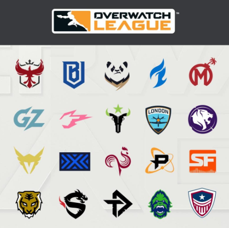 OWL New Teams